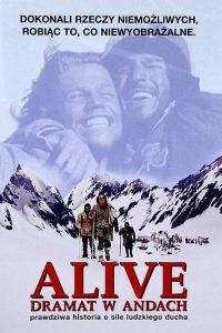 Alive, dramat w Andach