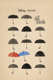 Niebieski parasol