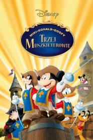 Miki Donald Goofy: Trzej Muszkieterowie