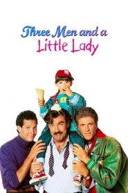 Trzech mężczyzn i mała dama