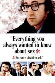 Wszystko, co chcielibyście wiedzieć o seksie, ale baliście się zapytać