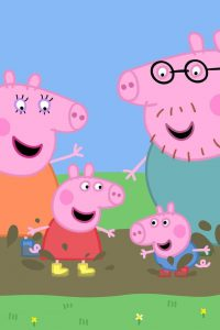Świnka Peppa: Season 1