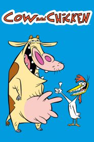 Krowa i Kurczak